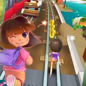 Dora Highway Surfer icon