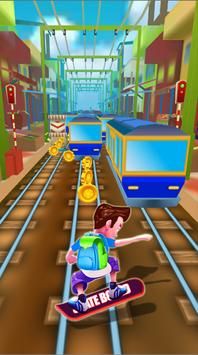 Rail Train Surfer Rush 🏄‍ apk screenshot