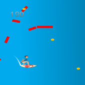 surfing games for free icon