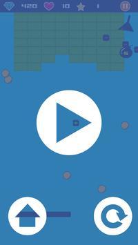 Pixel Combo - Brick Breaker apk screenshot