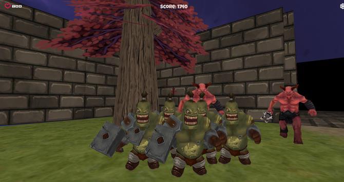 VR Joystick FPS -Survivor apk screenshot
