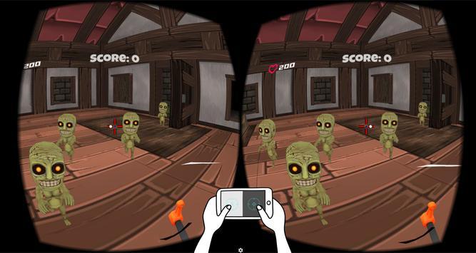 VR Joystick FPS -Survivor poster
