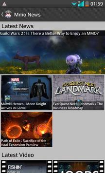 MMORPG News poster