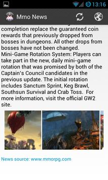 MMORPG News screenshot 3