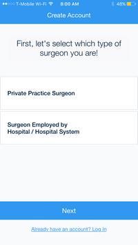 SurgiConnect apk screenshot
