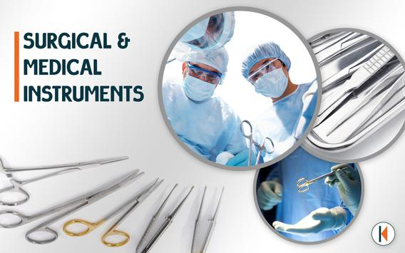 Surgical Instruments poster