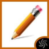 Writing_pad icon