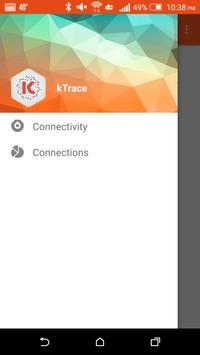 kTrace apk screenshot