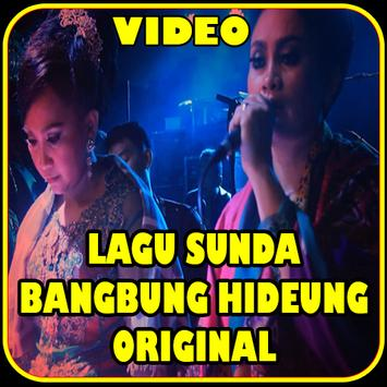 Koleksi Lagu Sunda Clasic Bangbung Hideung poster
