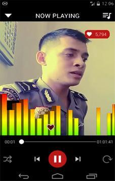 Syair Sholawat Versi Polisi Ganteng screenshot 4