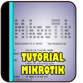 Tutorial Mikrotik Praktis icon