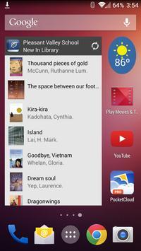 Library Trek apk screenshot