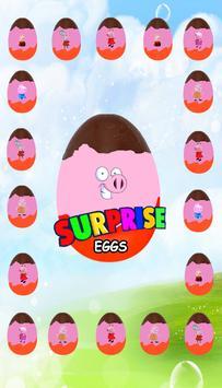 Surprise Eggs Pig - Kids Toys poster