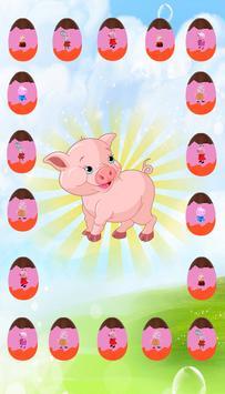 Surprise Eggs Pig - Kids Toys screenshot 3