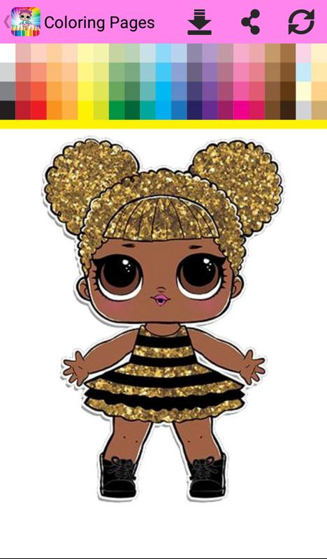 Surprise Lol Dolls Coloring Book for Android APK Download