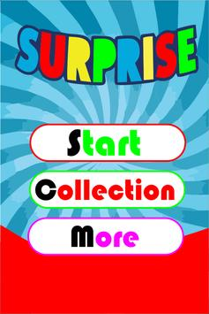 Surprise Egg Game Sugar Free! poster
