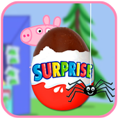 Peppy surprise eggs 2 for kids icon