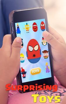 Peppy surprise eggs 2 for kids screenshot 1