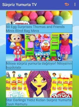 SurprizYumurtaTV screenshot 3