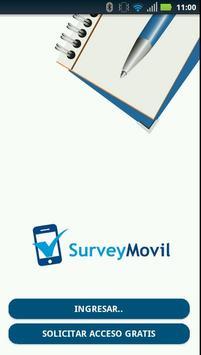 SurveyMovil poster