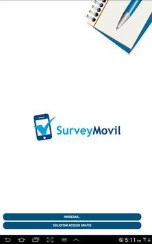 SurveyMovil apk screenshot