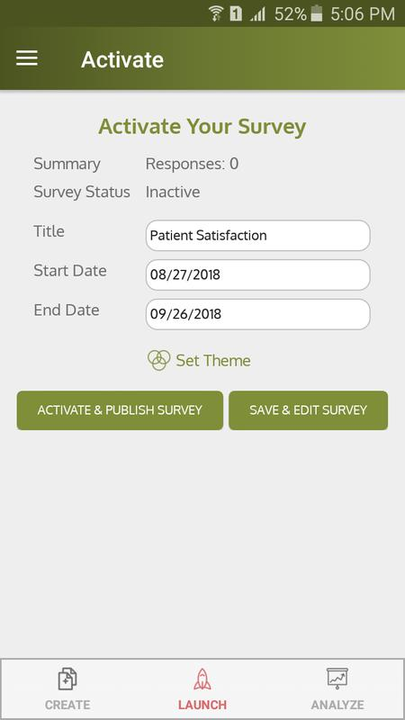 free survey maker for android apk download