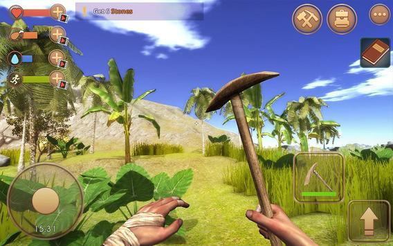 The Survival apk screenshot