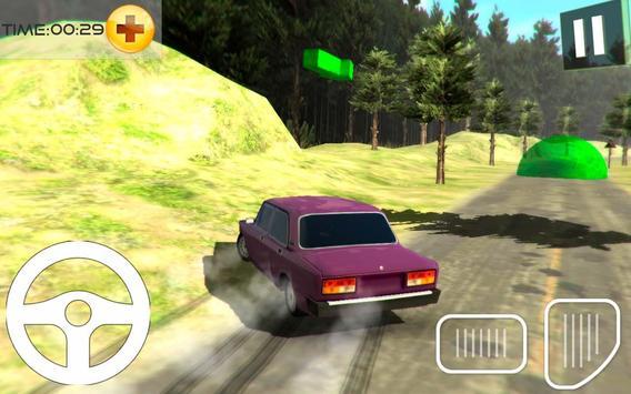 Russian VAZ Driver Simulator screenshot 1