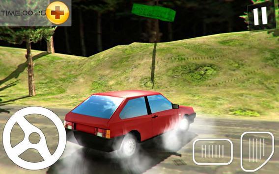 Russian VAZ Driver Simulator screenshot 2