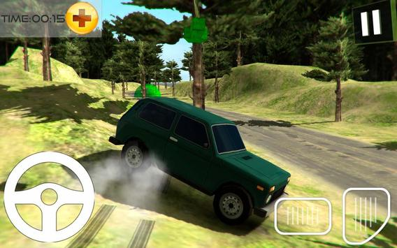 Russian VAZ Driver Simulator screenshot 7