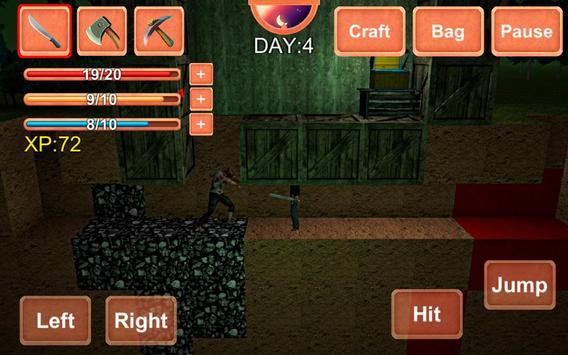 Halloween Night Survival 3D apk screenshot
