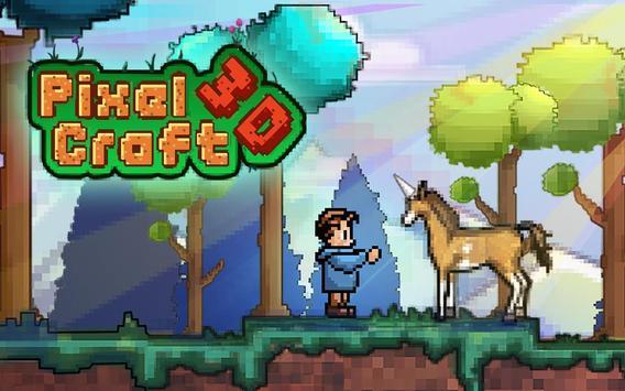 Pixel Craft 3D apk screenshot