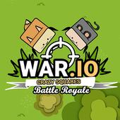 War.io Crazy Squares : Battle Royale icon