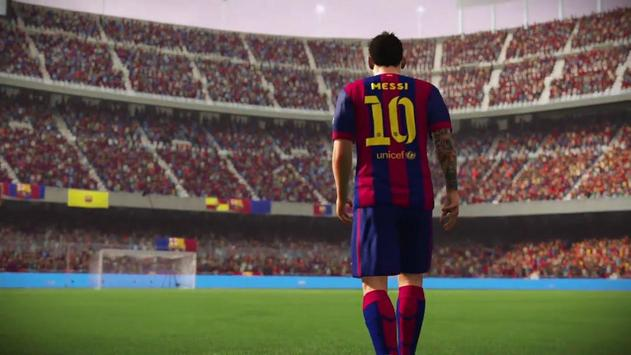 PES 16 Survivor apk screenshot