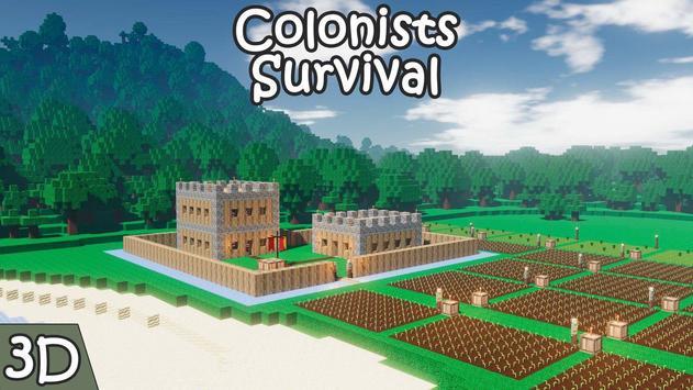 Colonists Survival screenshot 2