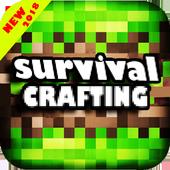 Survival Crafting Building 2018 icon