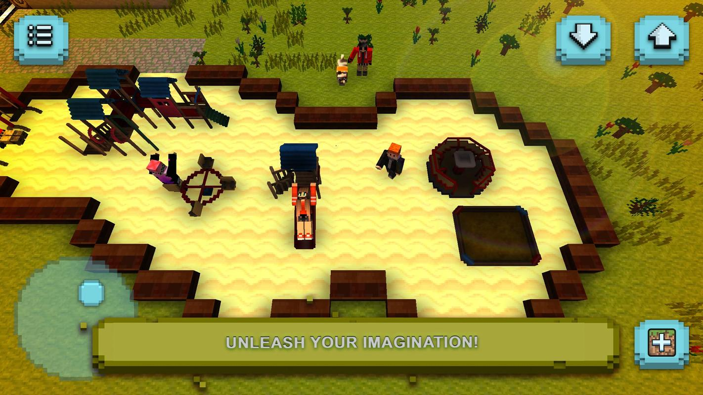 Builder Craft House Building Exploration Apk Download Free Simulation Game For Android
