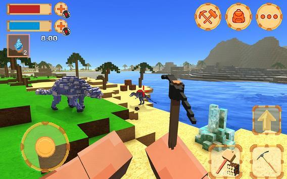 Blocky Ark Survival 3D apk screenshot