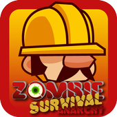 Zombie Survival Anarchy Game icon