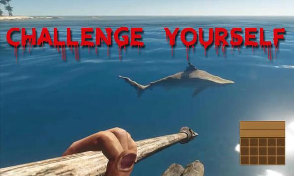 raft craft survival instinct apk screenshot