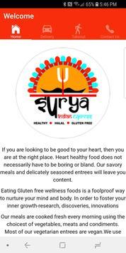 Surya Express poster