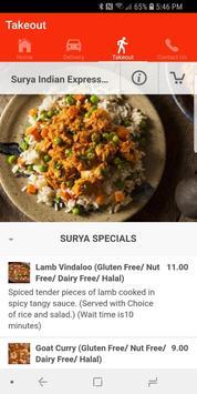 Surya Express screenshot 1