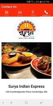 Surya Express screenshot 2
