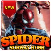 Subway Spider-man Surf icon