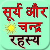 Surya or chandra rahseya icon