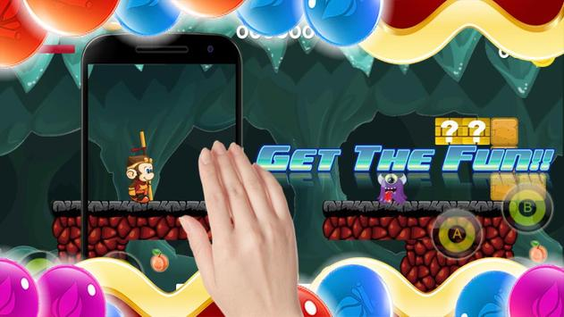 Monkey Adventure New apk screenshot