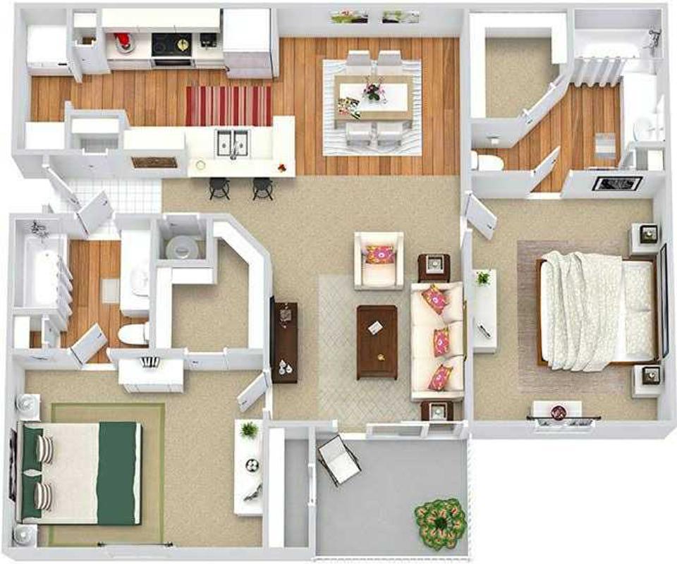 Conception De Maison 3D Pour Android