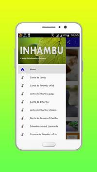 Canto De Inhambu Chororo poster