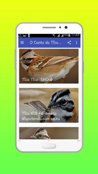 O Canto do Tico Tico apk screenshot