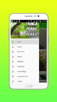 Marcheado Trinca Ferro Fêmea Offline poster